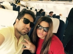 Mika Singh Rakhi Sawant Back As Friends After Kiss Controversy