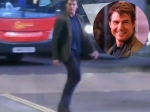Watch Tom Cruise Escape Bus Accident In London