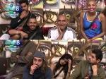 Bigg Boss 8 Sneak Peek Gurmeet Rahul Rakhi Anas Invited Party