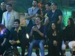 Bigg Boss 8 Sneak Peek Party Rock House Rahul Mahajan Takes Pool Dip Photos
