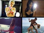 Hottest Celebrity Instagram Pics Of 2014 Year