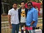 Akhil Akkineni Debut Movie Launched