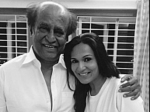 Rajinikanth S Wish Gets Fulfilled Becomes Grand Father For The Third Time Soundarya