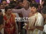 Ajay Rao Ties The Knot