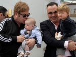 Elton John And David Furnish To Marry This Sunday In England