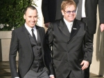Elton John David Furnish Wedding Pics
