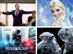 Most Pirated Movies 2014 The Wolf Of Wall Street And More