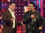 Ajaz Khan Enters Bigg Boss 8 House Irks Ali Quli Mirza First