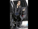 Angelina Jolie Gives First Appearance After Chickenpox