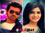 Ram Charan Teja To Romance Samantha