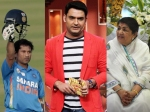Kapil Sharmas Resolution 2015 Sachin Tendulkar Lata Mangeshkar Big B Comedy Nights