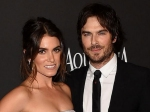 Ian Somerhalder And Nikki Reed Engaged