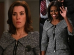 Michelle Obama Copy Alicia Florrick At State Of The Union Address