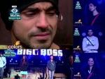 Bigg Boss 8 Sneak Peek Gautam Gulati Breaks Down Cries Surprise Midnight Elimination