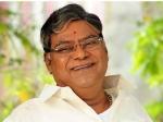 Padma Shri For Kota Srinivasa Rao Tollywood Actors Shower Heartfilled Wishes