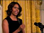 Michelle Obama Defends American Sniper And Veterans