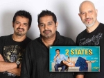Th Britannia Filmfare Awards 2015 Best Music Director Award 2 States