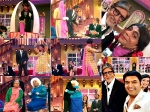 Comedy Nights Kapil Sharma Ali Kiku Sunil Floor Dhanush Akshara Big B Photos