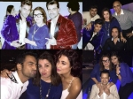 Photos Bigg Boss 8 Farah Khan Threw Rooftop Party Gautam Upma Others