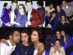Photos Bigg Boss 8 Farah Khan Threw Rooftop Party Gautam Upma Others