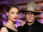 Johnny Depp Marries Amber Heard In A Private Ceremony