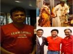 Photos Sandalwood Celebs At Producer Ramesh Kumar S Wedding