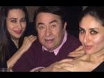 Randhir Kapoor Birthday Bash Pics Karena Kapoor Karisma Kapoor