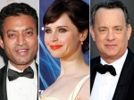 Irrfan Khan Tom Hanks Felicity Jones Cast In Inferno