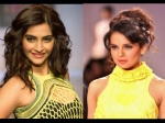 Sonam Kapoor Praises Kangana Ranaut Priyanka Chopra