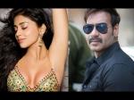 Ajay Devgn Shriya Saran Play Wife Drishyam Remake