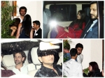 Hrithik Roshan Bollywood Celebrities Abhishek Bachchan Party Kunal Kapoor Naina