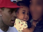 Chris Brown A Father Of 9 Months Old Daughter