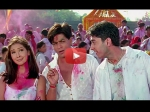 Holi Special Bollywood Songs List Colourful Festival