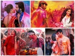 Happy Holi How Bollywood Gen Next Celebrities Movies Celebrated Holi