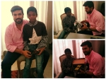 Ram Charan Extends Charity For Child Health Along With His Wife Upasna