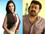 Mohanlal To Romance Honey Rose