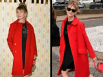 Renee Zellweger Is Back And Looks Fab At Paris Fashion Week