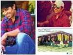 Ram Charan Chilling Out In Bangalore Upasana