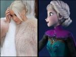 Kim Kardashian Reveals Frozens Elsa Reason Behind Her Going Blonde