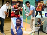 Tollywood Celebrities Love For Cricket Ccl Ram Charan Akhil Venkatesh World Cup India