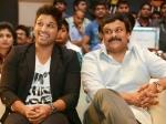 Allu Arjun Chiranjeevi Rudhramadevi Audio Launch Dasari