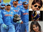 Ind Vs Aus Check Out Sandalwood Celebrities Cheering India