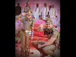 Darshan S Son Vineeth Makes His Sandalwool Debut Through Airavata