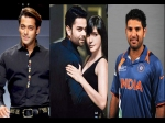 Salman Khan Yuvraj Singh Cheered Up Virat Kohli Anushka Sharma