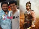 Exclusive R Chandru Brings Baahubali Technicians For Shivarajkumar S Baadshah