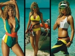 Kate Upton Vogue Uk June 2015 Beach Shoot Pics