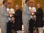Kota Srinivas Rao Conferred With Padma Sri