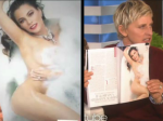 Sofia Vergara Bare Vanity Fair Wedding Plans The Ellen Show