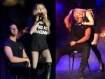 Drake Reply Madonna Kiss Coachella Dont Misinterpret My Shock