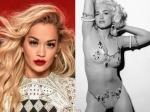 Rita Ora Supports Madonna Pop Diva Reply Instagram